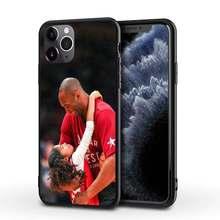 Kobe Bryant Phone Case iPhone 11 Pro XS X Max Xr 8 7 6 s Plus