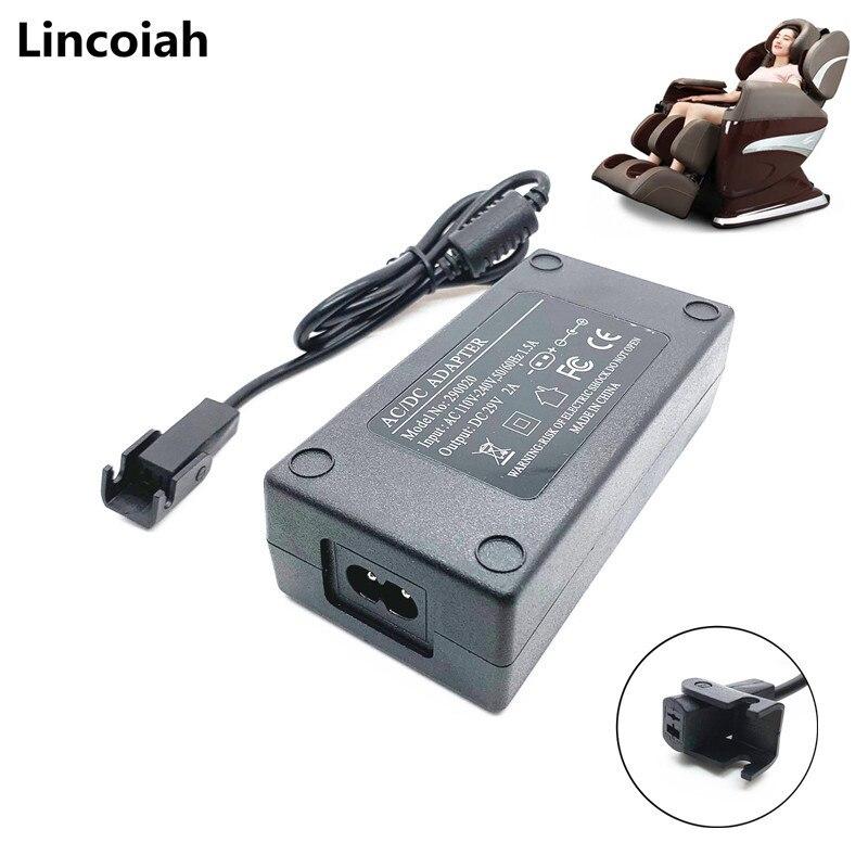 AC/DC адаптер Зарядное устройство Питание 29В 2A ZBHWX A290020 A, HXY 270V2220A, KDDY008B|Адаптеры AC/DC|   | АлиЭкспресс