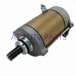 9T 12V Electric Starter Motor For CF Moto Terralander Tracker CFMoto,V Twin,UTV,X8,U8,Z8,800,1000,ATV,Z Force Iron