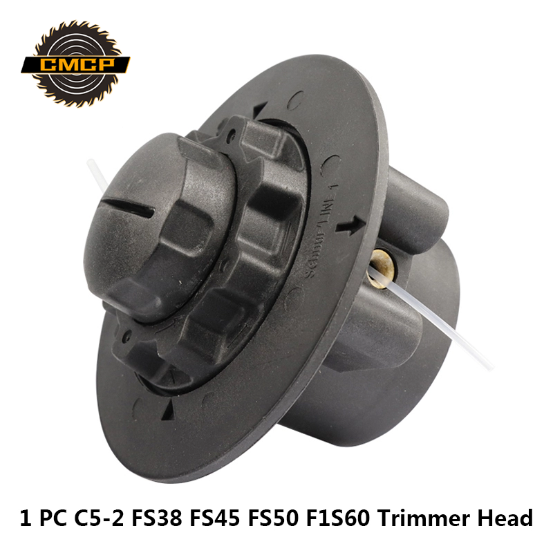 1pc C5-2 Weed Trimmer Head For <font><b>STHIL</b></font> <font><b>FS38</b></font> FS45 FS50 F1S60 Lawn Mower Trimmer Head Grass Trimmer Head Brush Cutter Head image