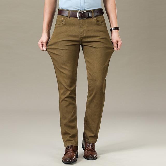 Casual Men Cotton Pants 4
