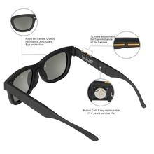 Original Design Sunglasses LCD Polarized Lenses Electronic Transmittance Mannual