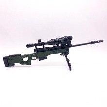 1:6 AWP Sniper Gewehr 4D Montage Pistole Modell Spielzeug