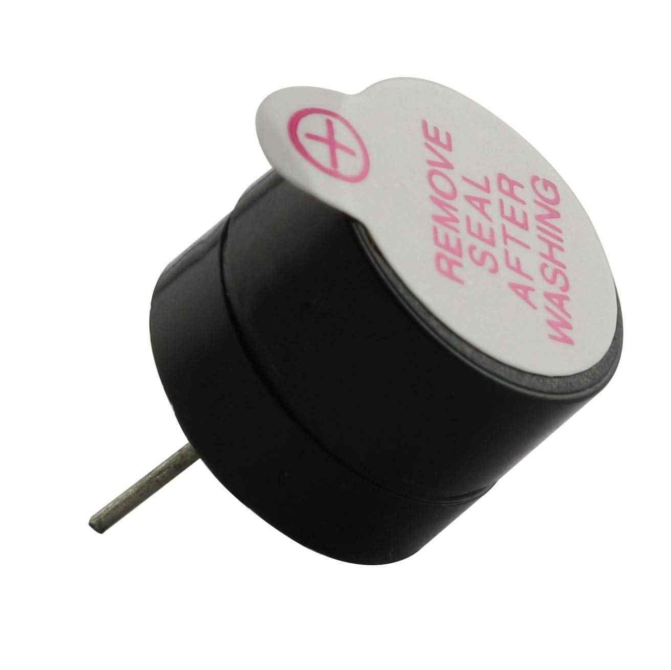 5X 12V 12MM Aktive Summer Magnetische Lange Kontinuierliche Piepton Alarm Ringer