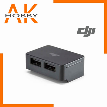 Mavic Air 2 Battery to Power Bank Adapter Smart Battery,Can Be Converted Into a Mobile Phone To Charge 1