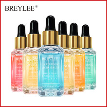 BREYLEE 24 K Gold Anti Aging Essence เซรั่มหน้ากาก Retinol Skin Care ครีม Vitamin C Hyaluronic Acid Moisturizer 17ml(China)