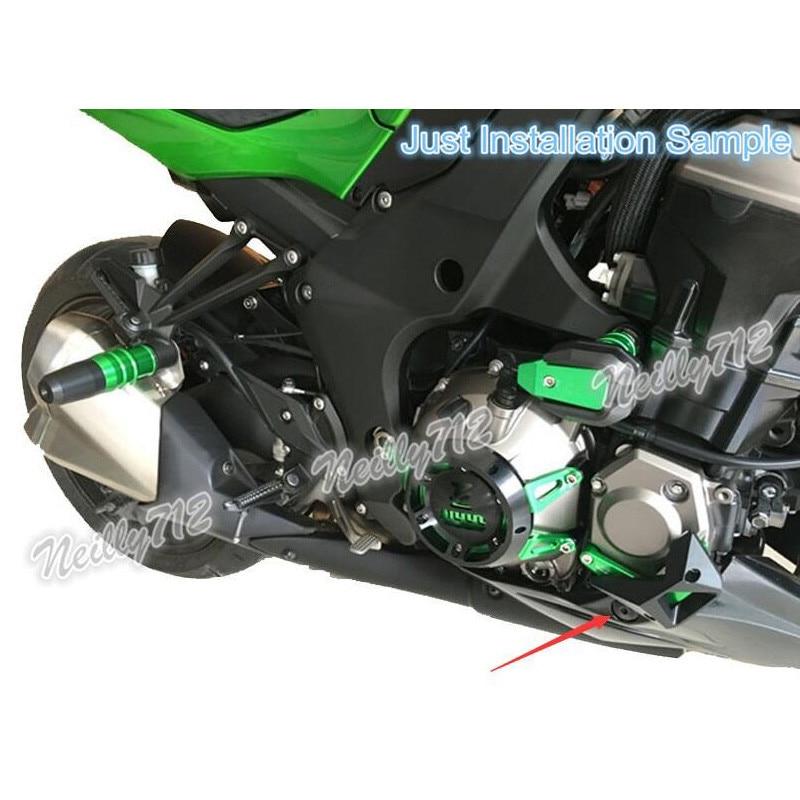 Rear Adjustable Lowering Links Drop Kit For KAWASAKI Z900 Z900RS Z 900 RS ZR900