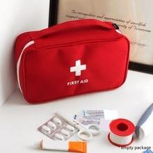 ชุดปฐมพยาบาลสำหรับยากลางแจ้งCamping Medicalกระเป๋าSurvivalกระเป๋าถือฉุกเฉินชุดชุดเดินทางแบบพกพา