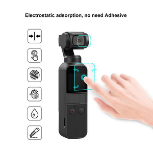 Image 5 - PULUZ For DJI Osmo Pocket Screen Protector Accessories Lens Protective Film Gimbal Cover Accesorios Filter for DJI Osmo Pocket