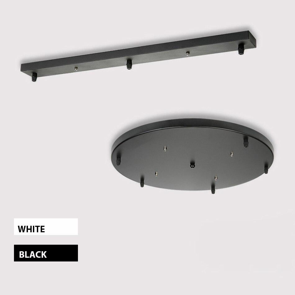Pendant Lamp Base Plate Lighting