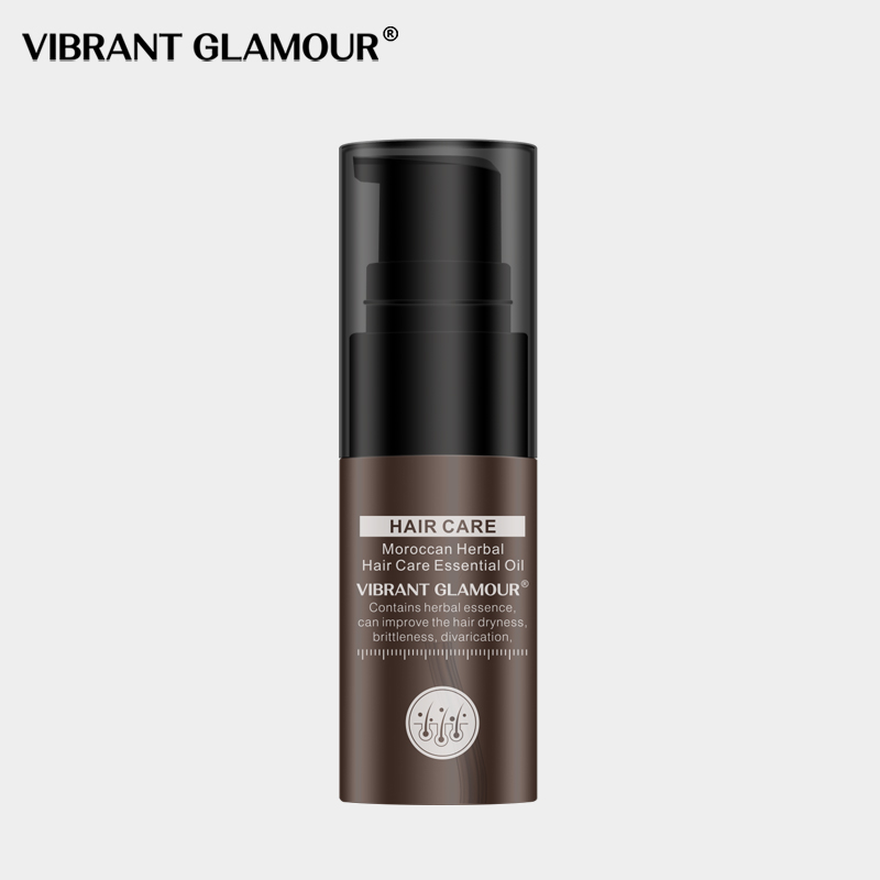 VIBRANT GLAMOUR Moroccan Hair care essential oil Hair Growth Essence Liquid Nourish Serum Repair Hair Growth Damaged Dry 5