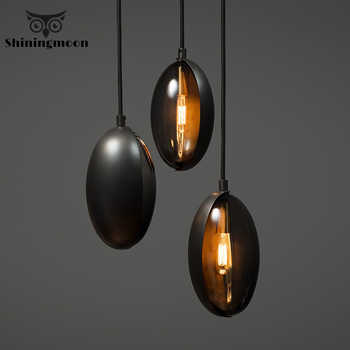 French Luxury Gold Led Pendant Lights Modern Deco Glass Industrial Pendant Lamp Bedroom Kitchen Hanglamp LuminariaLight Fixtures - DISCOUNT ITEM  20% OFF All Category