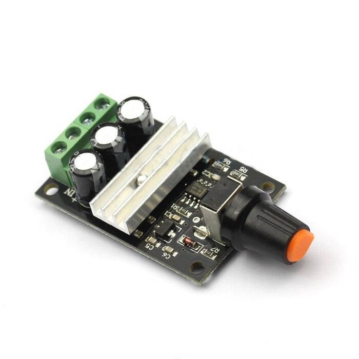 H4d226e4e2ea54e99ae282529561de8efw - New DC Motor Speed Switch Regulator Controller PWM Variable Adjustable 6V 12V 24V 28V 3A SCI88