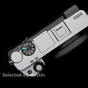 Image 5 - Camera Skin Decal Sticker Anti scratch Protector For Sony A6600 A7R4 A9 A7III A7R3 A7R2 A7M3 A7M2 A7 Wrap Cover Case