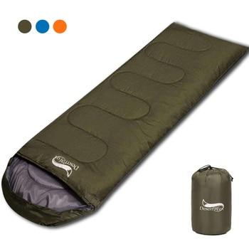 Desert&Fox Ultralight Sleeping bags for Adult Kids 1KG Portable 3 Season Hiking Camping Backpacking Sleeping Bag with Sack 1