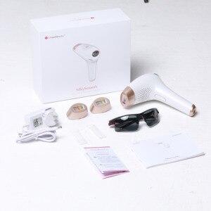 Image 5 - Epilierer eine Laser IPL Laser Haar Entfernung Maschine Laser Epilierer Haar Entfernung Permanent Bikini Trimmer Elektrische depilador eine laser
