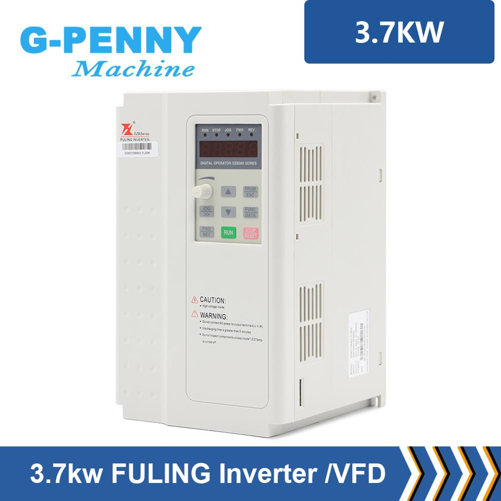 FULING frequency <font><b>inverter</b></font> <font><b>220v</b></font> / 380v <font><b>3</b></font>.7kw VFD Variable Frequency <font><b>inverter</b></font> control Variable Frequency Drive VFD <font><b>3</b></font> <font><b>phase</b></font> output image