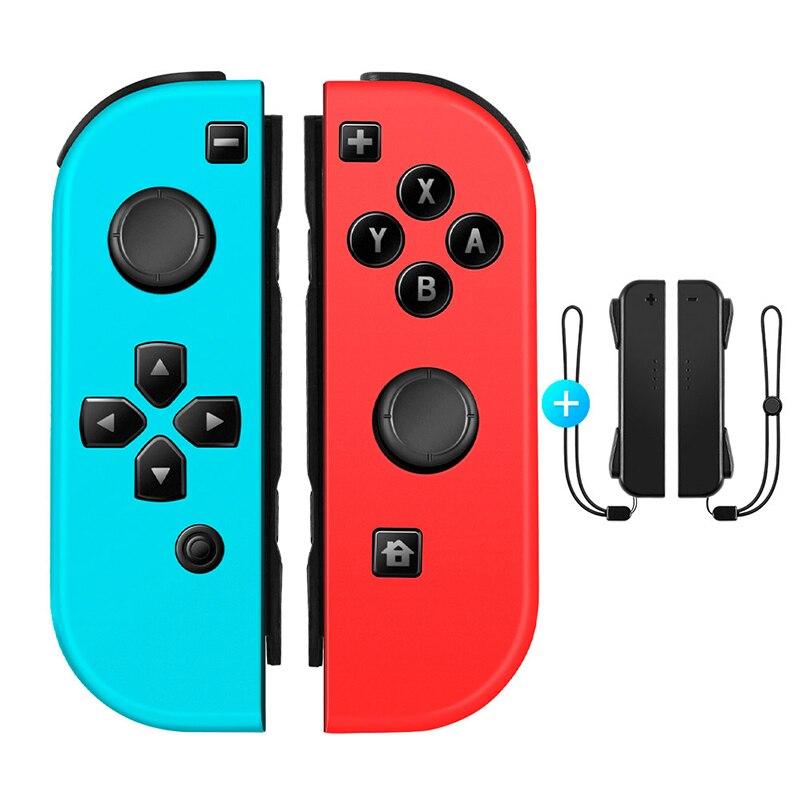 OIVO commutateur Joy Con contrôleur pour Nintendo Joystick Joycon L/R sans fil manette commutateur accessoires contrôleurs dragonne