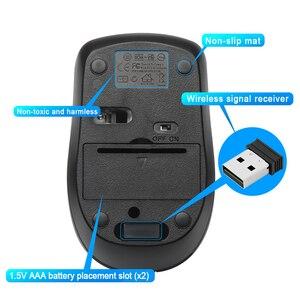 Image 5 - Rocketek USB Wireless Mouse 2.4G 1600DPI 3 buttons ergonomic for imac pro macbook laptop computer pc optical mini mice silent