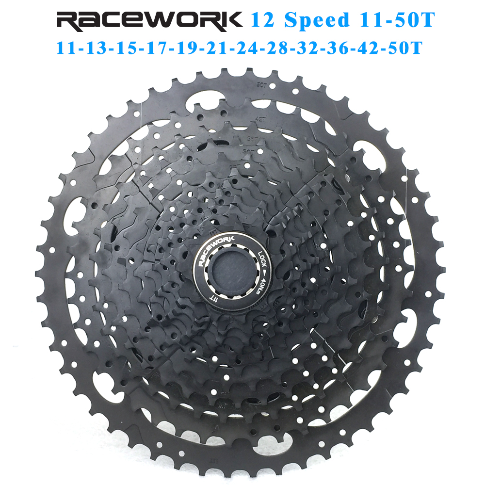 MTB Bike 11 Speed 52T Bicycle Cassette Freewheel Flywheel 11-52T Big Gear Cycle
