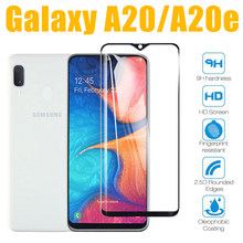 Protective glass on for samsung galaxy A20 tempered glas sum glaxy A 20 e 9h armor sheet screen protector de pantalla galxy A20e(China)