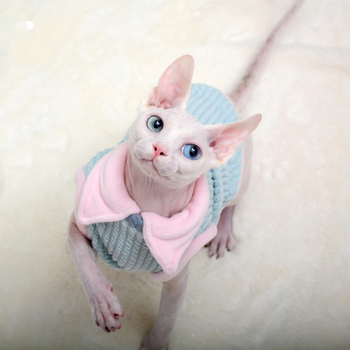 Cat Sleeveless Vest 5