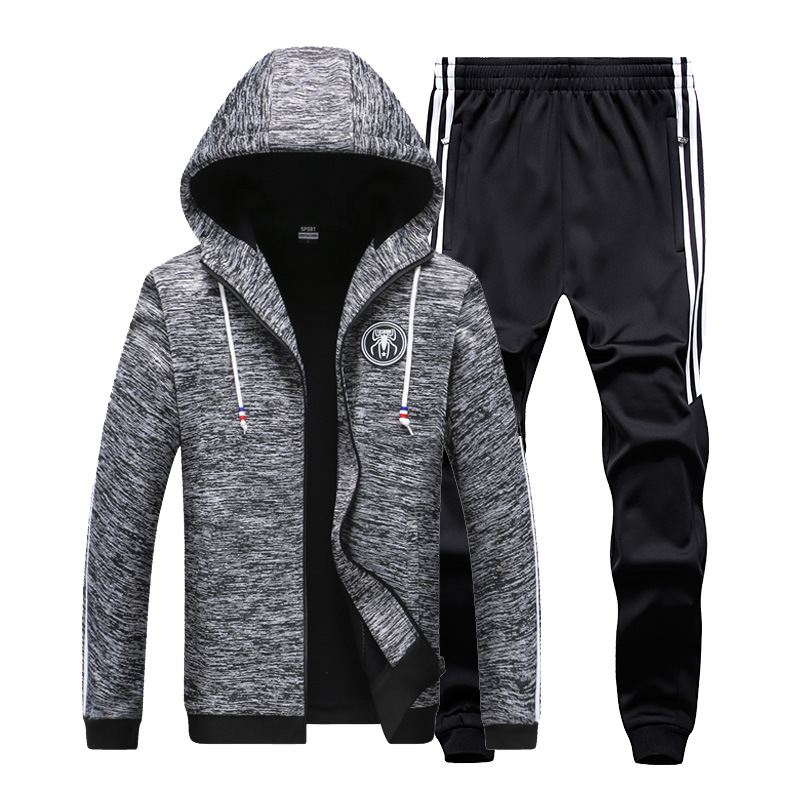 Women Sportswear Tracksuit Zip Up Hoodie Loose Sweatpant Sweatshirt Women Casual Jogger Running Workout Set Sweat Sport Suit in Running Sets from Sports Entertainment