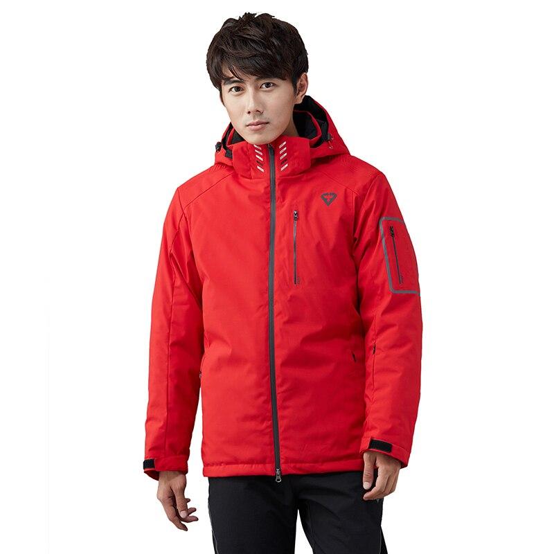 New Skiing Jackets Men Snowboarding Jacket Male Winter Sportswear Snow Ski Jacket Breathable Waterproof Windproof Thick Warm