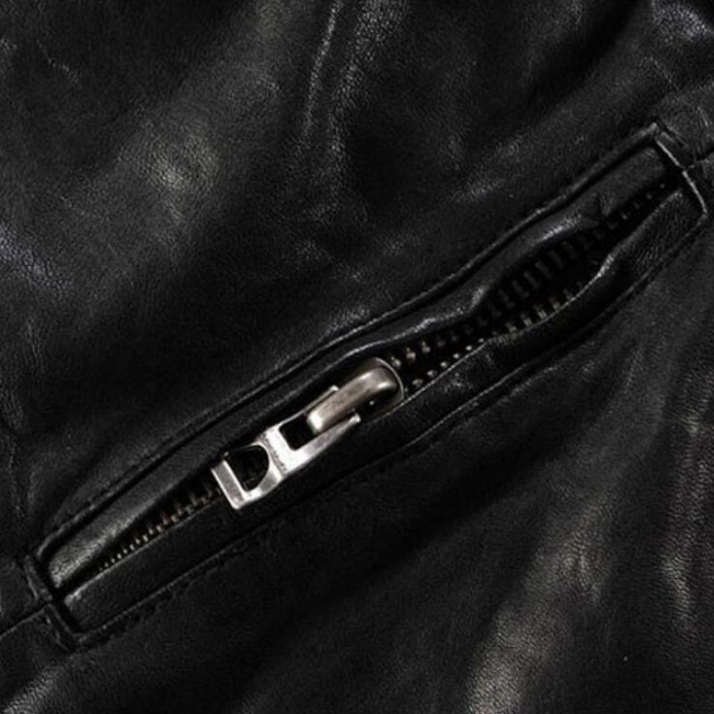 Factory-Men-Leather-Jacket-Genuine-Real-Sheep-Goat-Skin-Brand-Black-Male-Bomber-Motorcycle-Biker-Man(4)