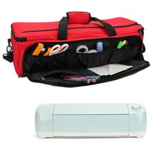 Tool Carrying Case For Cutting Machine Supplies Travel Bag Compatible With Cricut Explore Air 2 Maker Silhouette CAMEO3