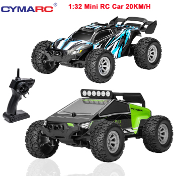 1:32 Mini High Speed 20km/h RC Car Dual Speed Adjustment Indoor Mode/ Professional Mode Travel Off-Road RC Cars Toys 1
