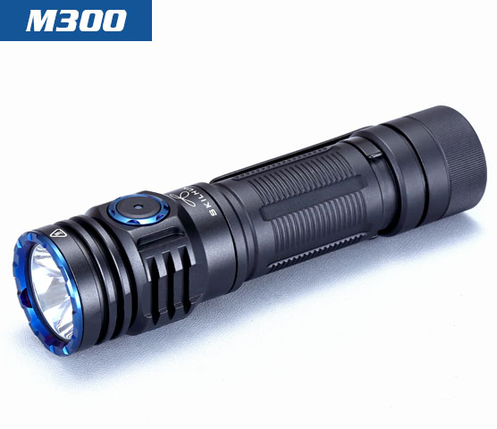 SKILHUNT M300 XHP35 High Power 2000 Lumens EDC Edition USB Magnetic Rechargeable  Waterproof LED Flashlight