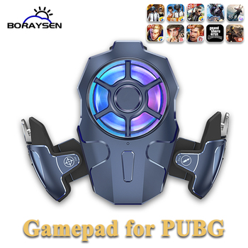 Gamepads Joysticks For PUBG Trigger Button Control L1 R1 Key Shooter Pubg Game Controller Triggers for IOS Android Mobile Phone