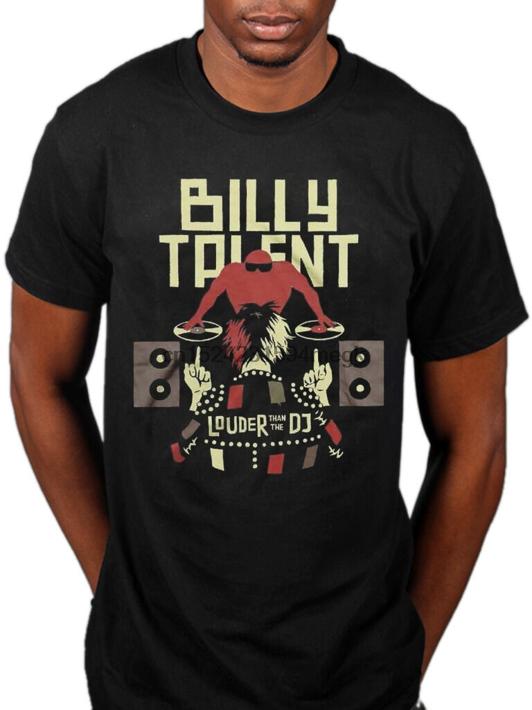BILLY TALENT II MOUTH TEETH LADIES SKINNY T SHIRT NEW OFFICIAL DEAD SILENCE III