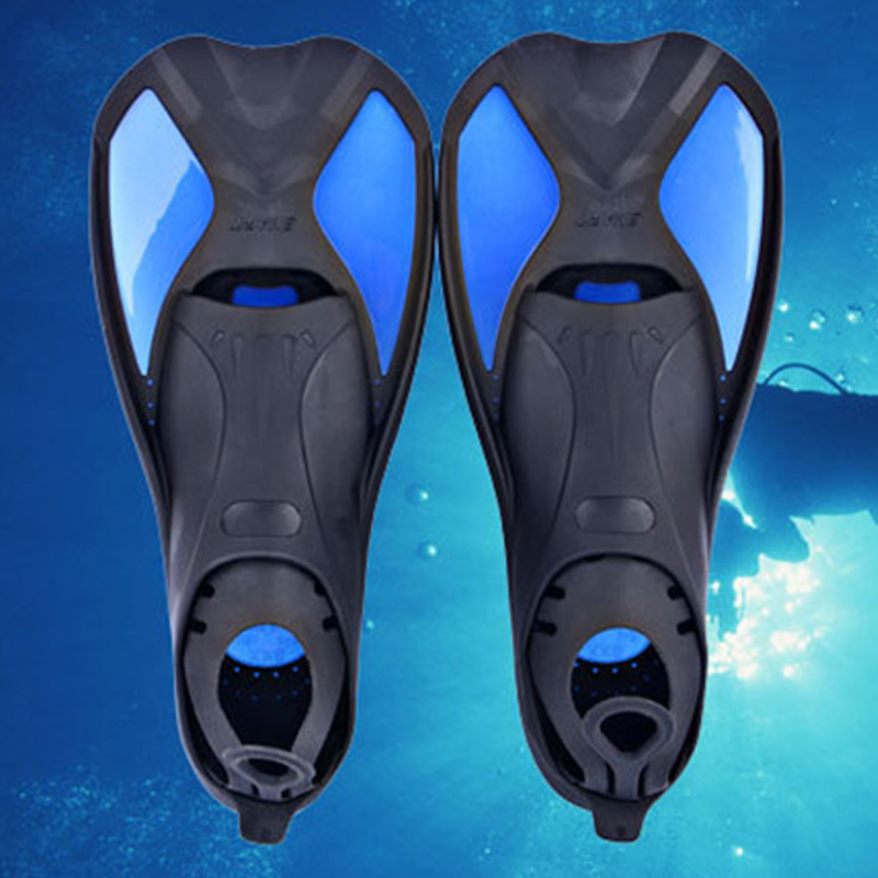 Professional Swimming Training Diving Fins Silicone Swimming Equipment Swimming Fins