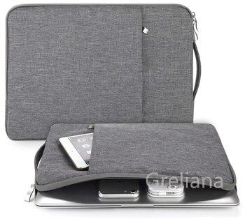 """2020 Waterproof Zipper Handbag Sleeve Case For Huawei matebook X pro D14 D15 13.9""""13""""14""""15.6""""Pouch Bag Cover MagicBook Pro 16.1 1"""