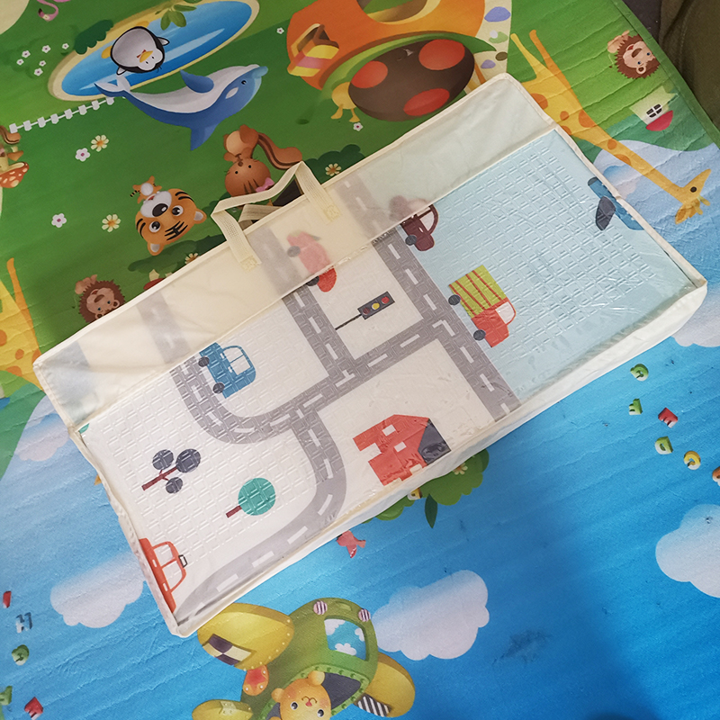0 5cm thick Play Mat Baby Crawling Blanket Soft Floor Carpet Folding Kids Rug Playmat Waterproof 0.5cm thick Play Mat Baby Crawling Blanket Soft Floor Carpet Folding Kids Rug Playmat Waterproof Non Toxic for Toddler Infant