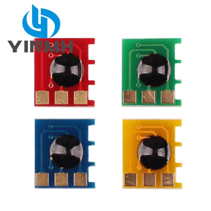 8 шт. чип тонер-картриджа для Canon LBP 9100 9200 9200 9600 9500 9510 9650 910C 960C LBP9200 9100C чипы сброса порошка CRG-322
