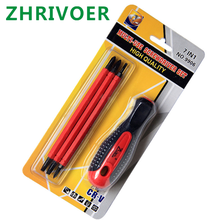 Electrical-Screwdriver-Set Insulated Interchangeable Special-4-In-1 Promotional
