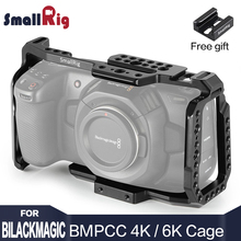 SmallRig bmpcc 4k Cage DSLR Camera Blackmagic Pocket / 6K for Cinema 4K BMPCC 2203