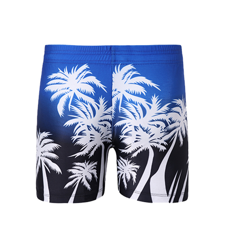 Fashion Large Size Swimming Trunks MEN'S Swimming Trunks Set Loose Comfortable Waterproof Bathing Suit Swimming Trunks Swimwear