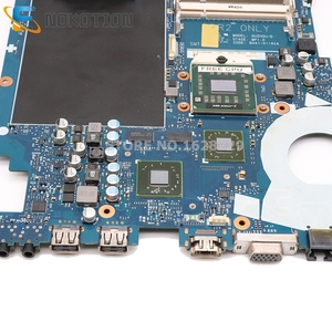Image 4 - NOKOTION carte mère Dordinateur Portable Pour Samsung NP R425 R425 HD5430 DDR2 BA92 06034A BA92 06353A BA92 06353B BA41 01181A cpu gratuit