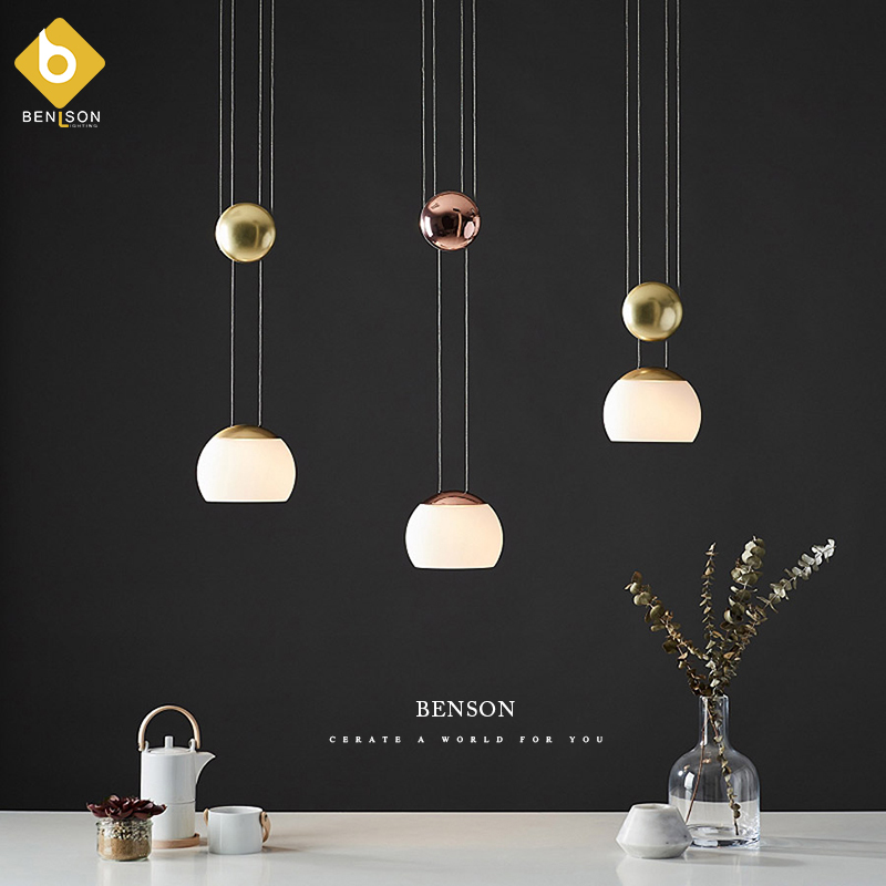 Nordic Led Pendant Light Lamp Avize Colorful Hanglamp Restaurant Kitchen Light Suspension Luminaire Home Industrial Lighting