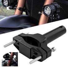 Bracket Motorcycle Headlight 2PCS Wearable Universal