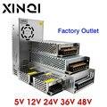 switching power supply 110V / 220V to 5V 12V 24V 36V 48V led power supply CCTV / LED Strip AC to DC source power Adapter