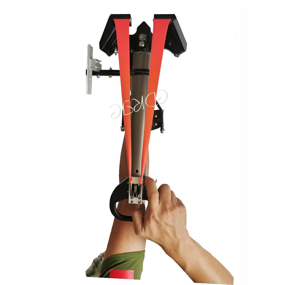 2019 nouvelle fronde de chasse puissant catapulte peut chargé de munitions extensible fronde avec gauche et droite mains en plein air jouet