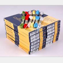 Total 600 Pcs DMC Embroidery / Cross Stitch Floss Thread  Choose Any Colors And Quantity Freely