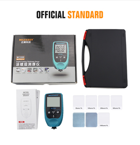 Image 5 - MILESEEY Thickness Gauges MC996 Paint Thickness Gauge Auto Thickness Tester Car Paint Thickness