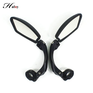 Image 1 - Hafny Bicycle Rearview Mirrors 360° Rotatable Rearview Mirror Handlebar Rearview mirror Bike Cycling Safety Rear View Mirror