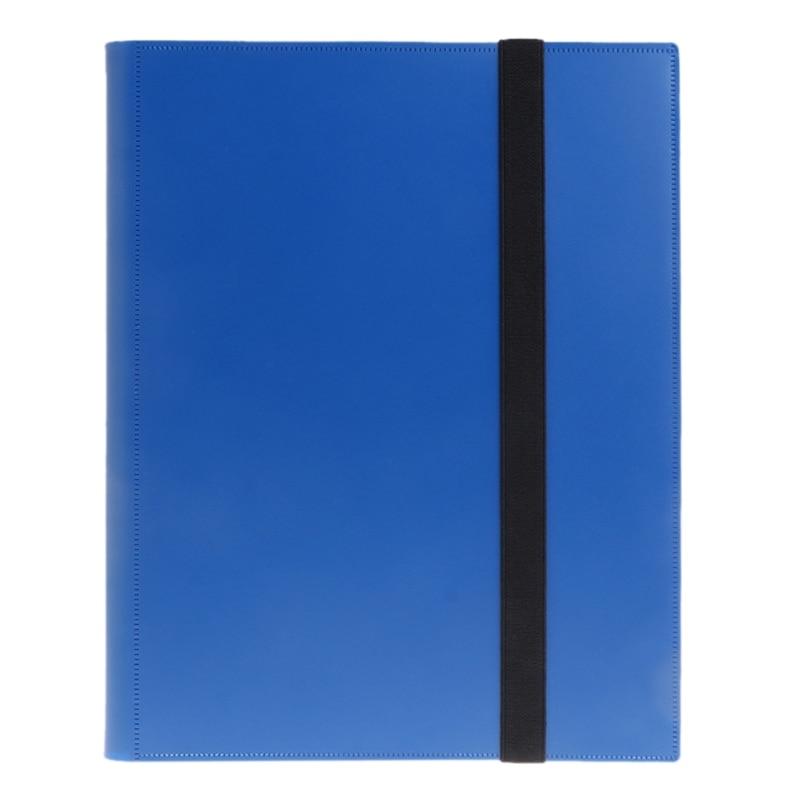 360 Cards Capacity Pocket Holder Binders Albums for CCG MTG Magic Yugioh Card